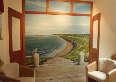 Muurschildering-trompe-l'oeil-Tholen