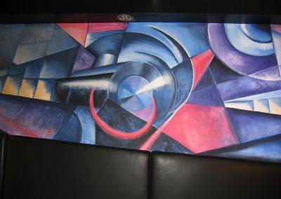 muurschildering-abstract