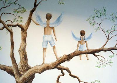 muurschildering-kinderkamer-boom-1